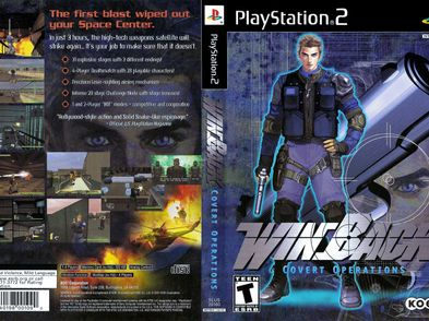 operation winback ps2