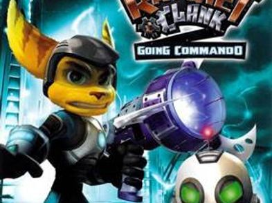 ratchet & clank going commando ps2