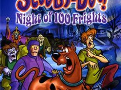 scooby-doo night of 100 frights ps2
