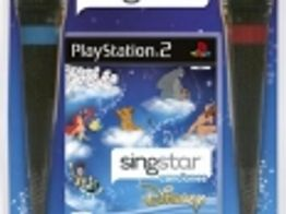 singstar singalong with disney ps2