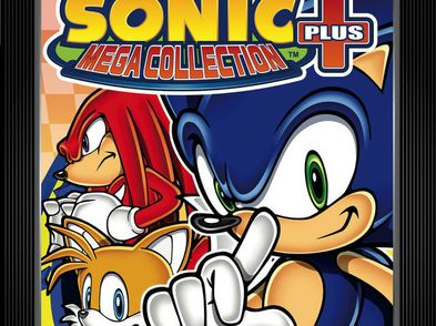 sonic mega collection plus platinum ps2