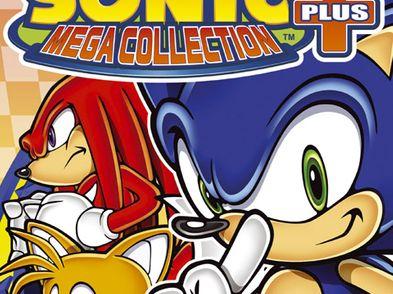 sonic mega collection plus ps2
