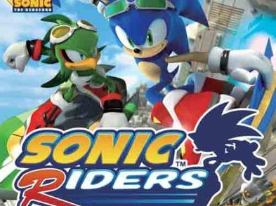 sonic riders ps2