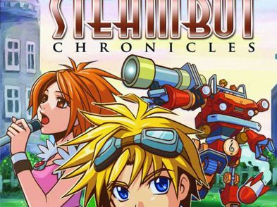steambot chronicles ps2