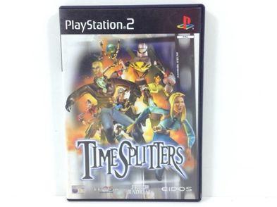 time splitters futuro perfecto ps2
