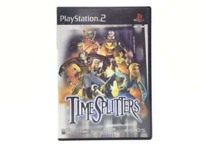 timesplitters ps2