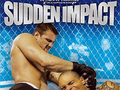 ufc sudden impact ps2
