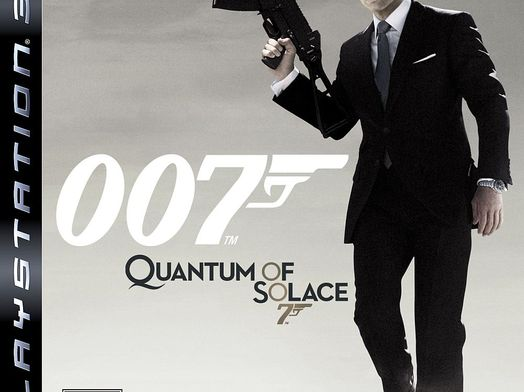007 james bond quantum of solace ps3