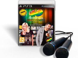 40 principales karaoke party ps3