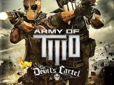 army of two devils cartel ps3