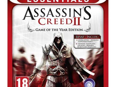 assassins creed ii goty essentials ps3