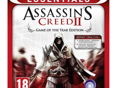 assassins creed ii goty essentials ps3