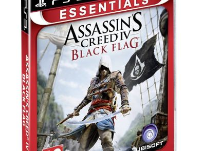 assassins creed iv black flag essentials ps3