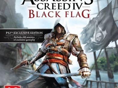 assassins creed iv black flag ps3