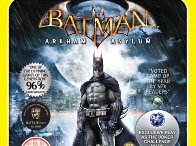 batman arkham asylum platinum ps3