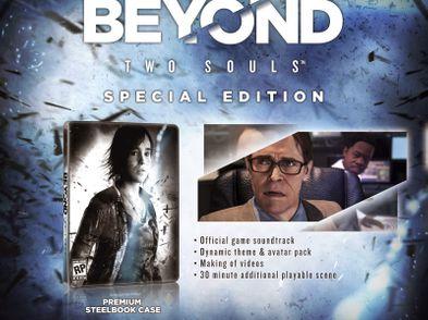beyond: dos almas edicion especial ps3