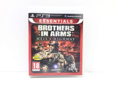 brothers in arms hells highway essentials ps3