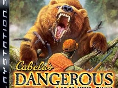 cabelas dangerous adventure ps3