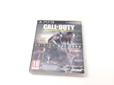 call of duty advanced warfare day zero ps3