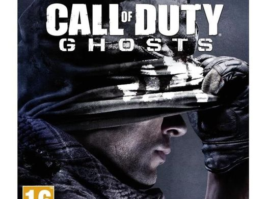 call of duty ghosts ps3