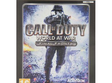 call of duty world at war platinum ps3