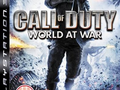 call of duty world at war ps3