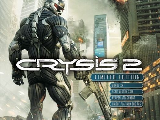 crysis 2 limited edition ps3