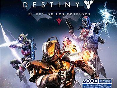 destiny: el rey de los poseidos ps3