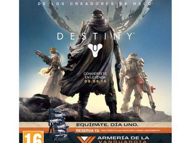 destiny vanguard ps3