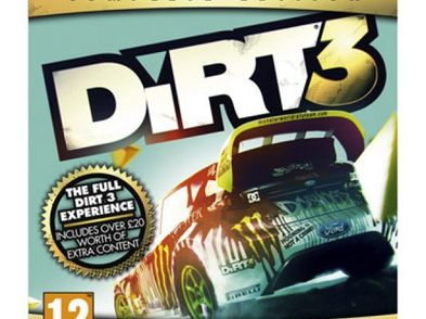 dirt 3 complete edition ps3