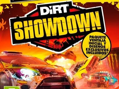 dirt showdown hoonigan limited ps3