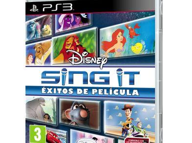 disney sing it exitos de pelicula ps3