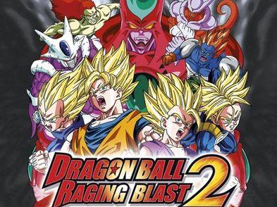 dragon ball raging blast 2 platinum ps3
