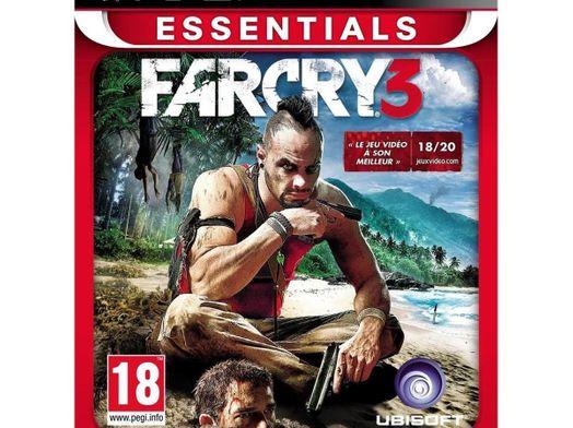 far cry 3 essentials ps3