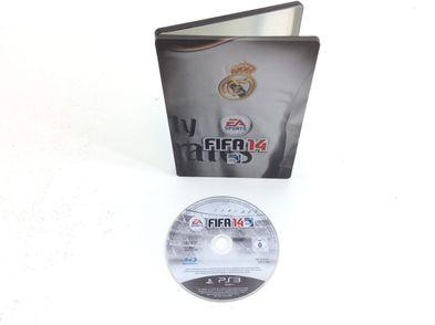 fifa 14 metal bonus club ed. real madrid ps3