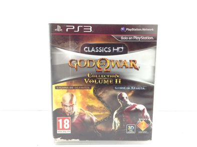 god of war collection ii ps3