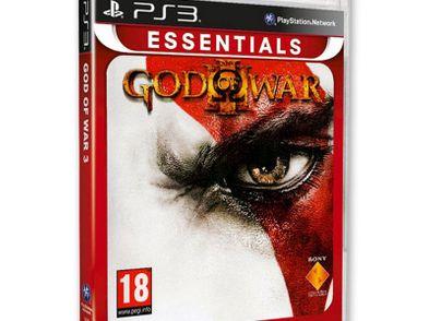 god of war iii essentials ps3