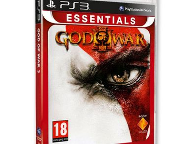 god of war iii essentials ps3