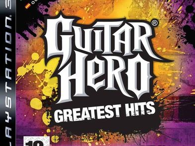 guitar hero greatest hits ps3