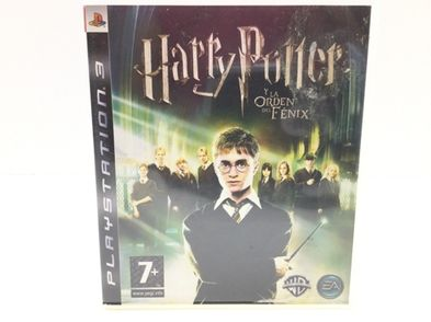 harry potter and the order of the phoenix ps3 ver. reino un