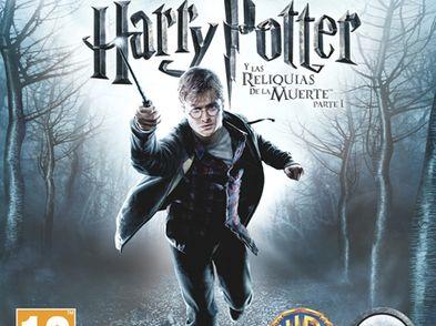 harry potter y las reliquias de la muerte parte 1 ps3