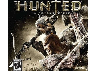 hunted the demons force ps3