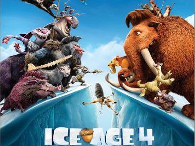 ice age 4 formacion de los continentes juegos en el artico ps3