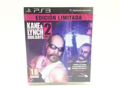 kane & lynch 2 ps3