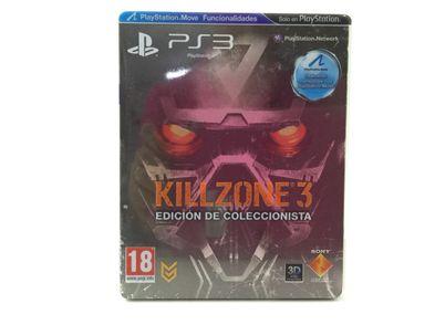 killzone 3 collectors edition ps3