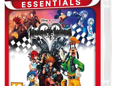 kingdom hearts hd i.5 essentials ps3