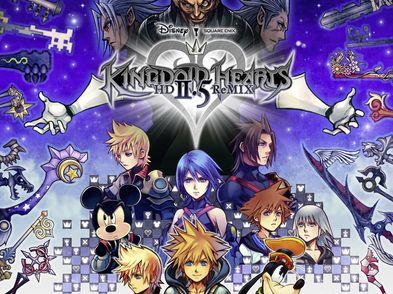kingdom hearts hd ii.5 remix ps3