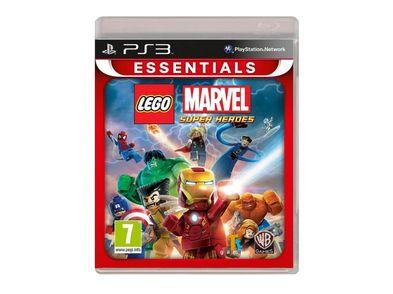lego marvel superheroes essentials ps3