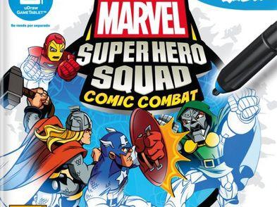 marvel super hero squad comic combat ps3
