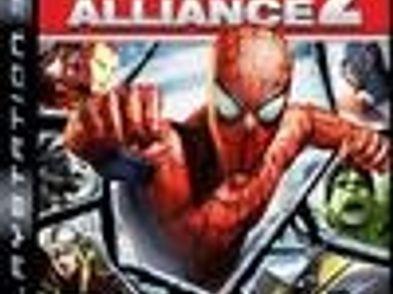 marvel ultimate alliance 2 ps3